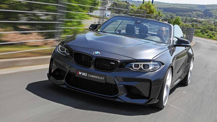 BMW Tuner Creates M2 Convertible The Automaker Won't