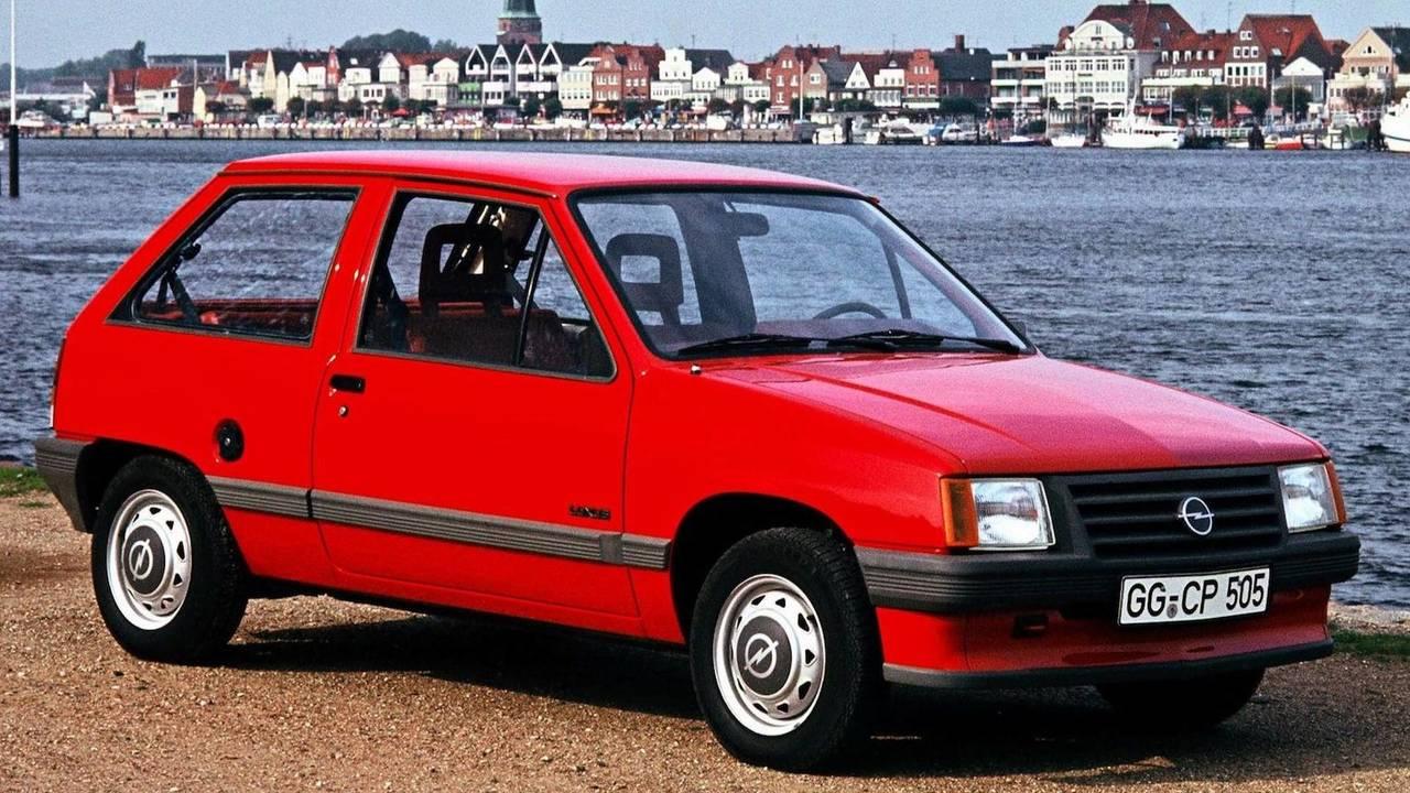 Opel Corsa A (1982 - 1993)
