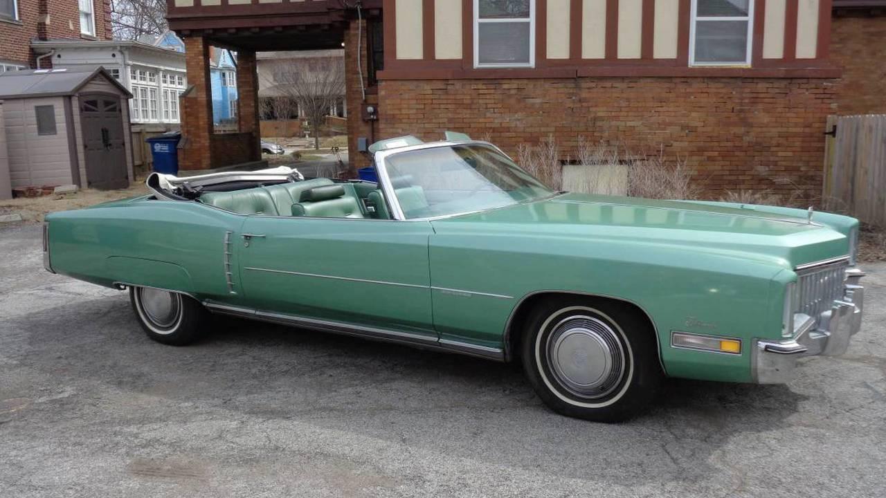 Cadillac Eldorado Convertible de 1972 - (6.800 euros)