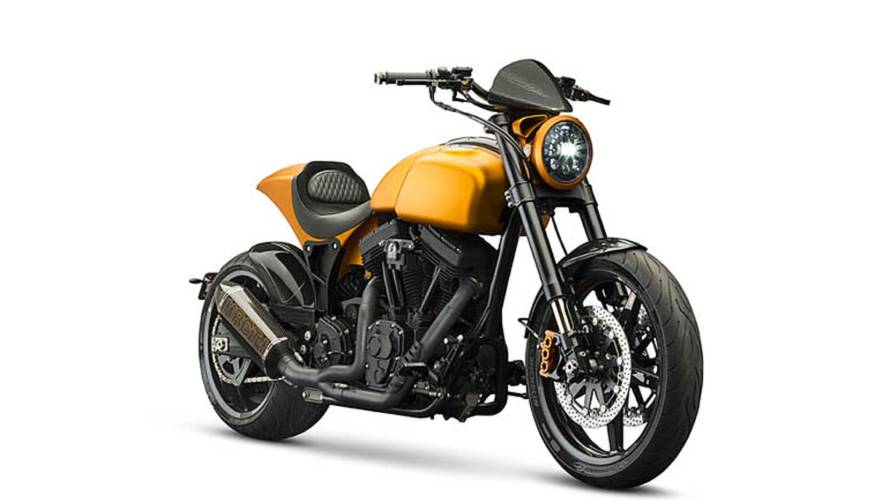 Keanu Reeves' Arch Motorcycles Partners with Suter Industries
