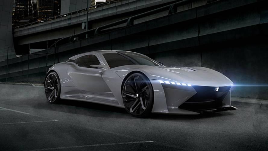 Peugeot Felidae GT - Le RCZ du futur ?