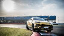 Lamborghini Urus Lamborghini Super Trofeo Europe Lead Car