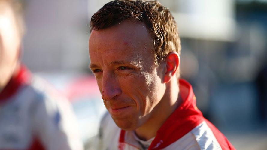 Kris Meeke Citroen WRC team
