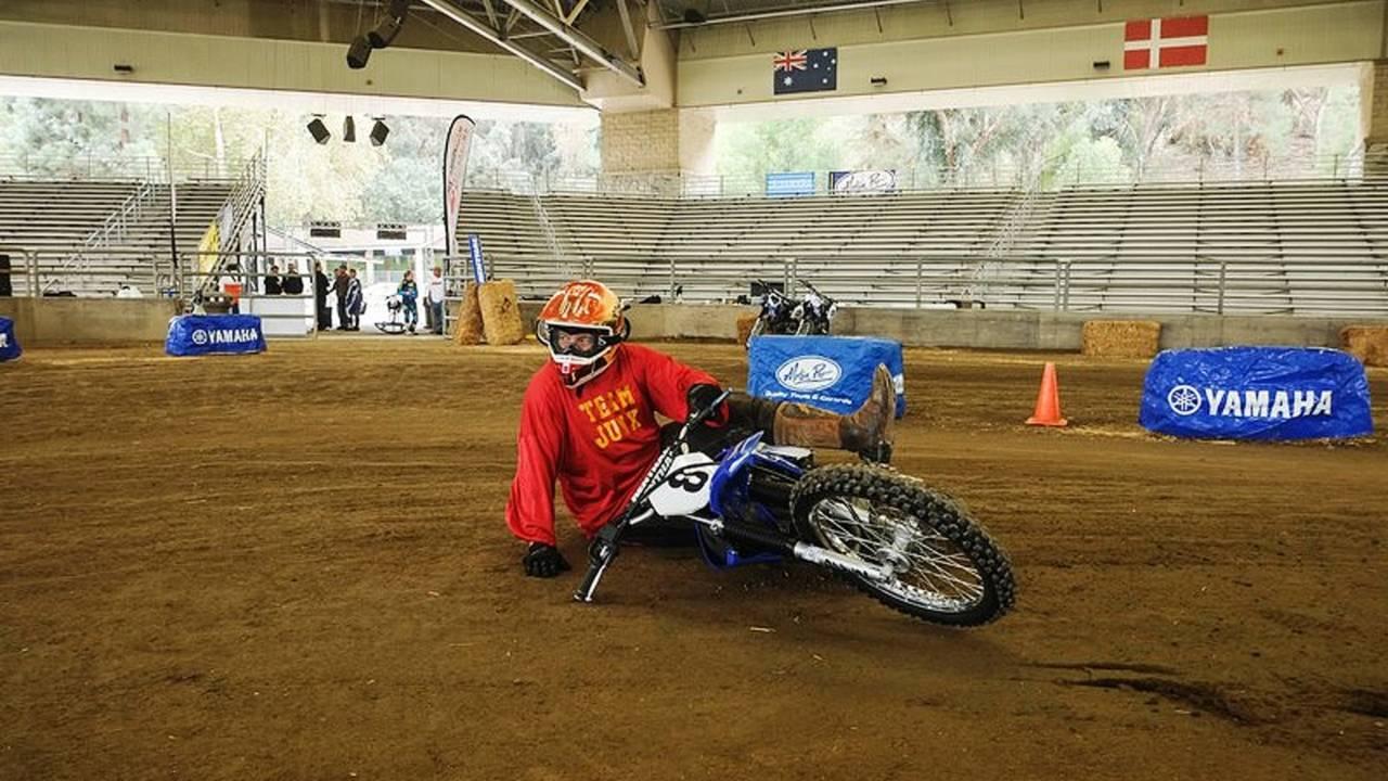 Sliding into 2017 - American Supercamp Flat Track School