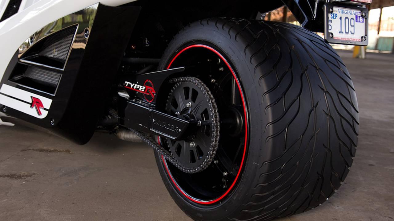 Would You Buy the $55,000 Hayabusa Powered Tanom Motors Invader?