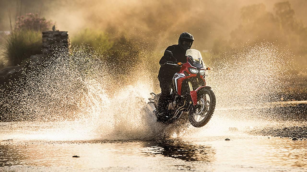 2016 Honda Africa Twin Photo Gallery