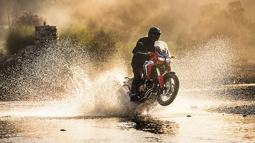 2016 Honda Africa Twin Photo Gallery
