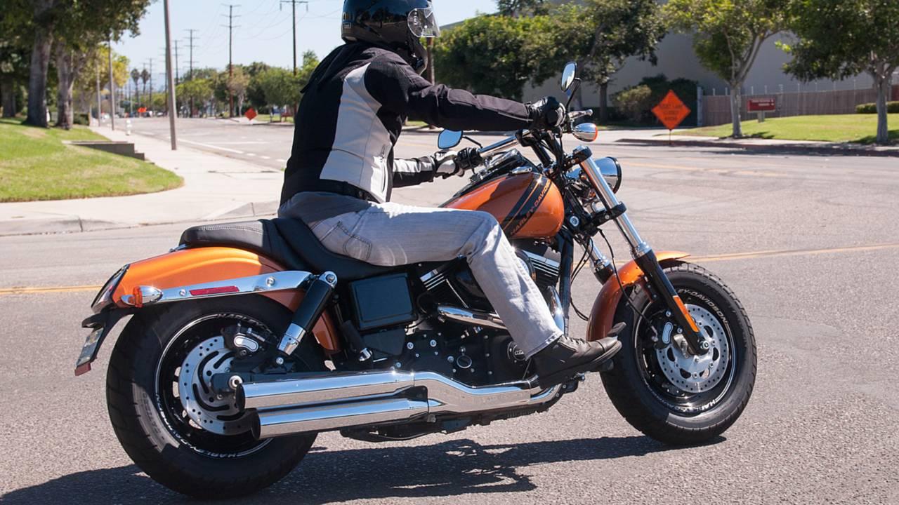 2014 Harley Davidson Fxdf Fat Bob Review 2015 Boy