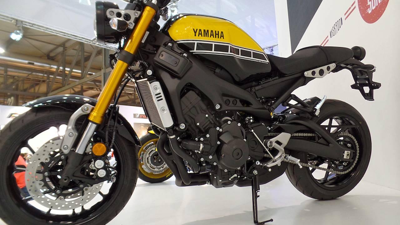 Yamaha Launches Retro-Styled XSR900 - EICMA 2015