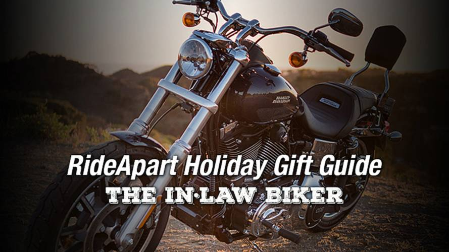 For Your Biker-in-Law - RideApart Holiday Gift Guide