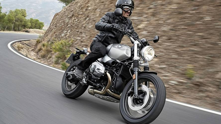 BMW Jumps On Trend With R nine T Scrambler - EICMA 2015