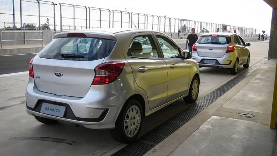 Ford Ka e Ka Sedan 2019