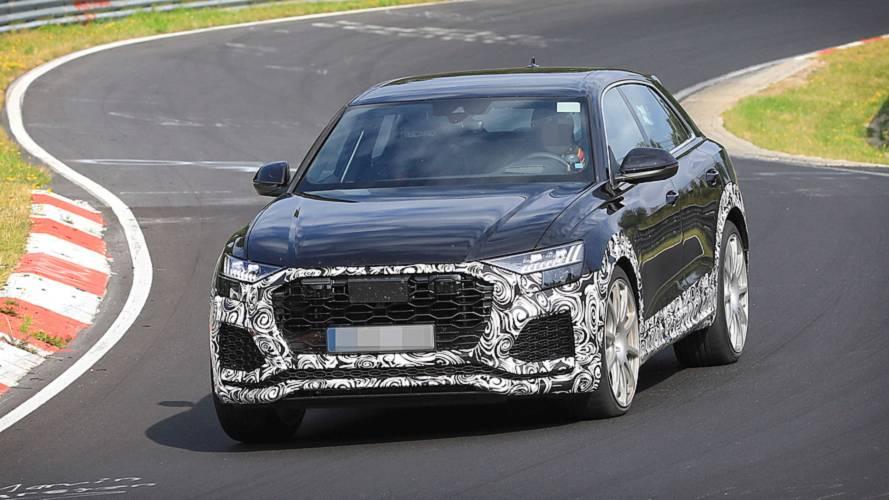 2019 Audi RS Q8 Prototipi