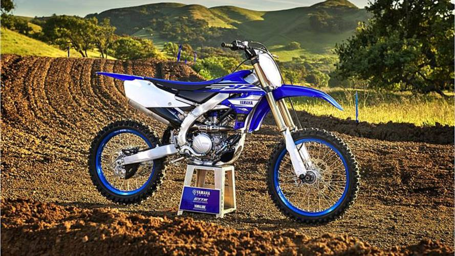 2019 Yamaha YZ250F New From the Ground Up