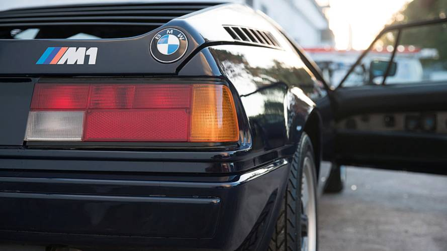 BMW M1 1981 a la venta