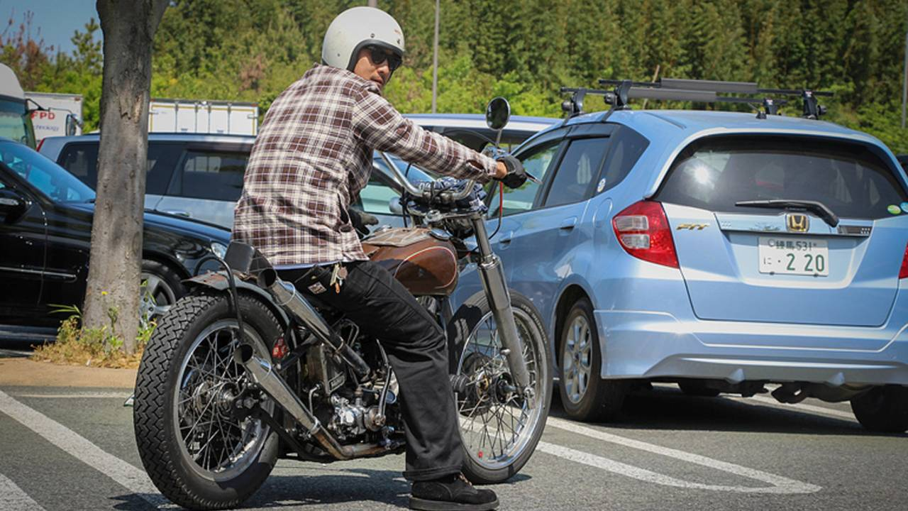 Perpetual Motion: How I Came Around to Harley-Davidson