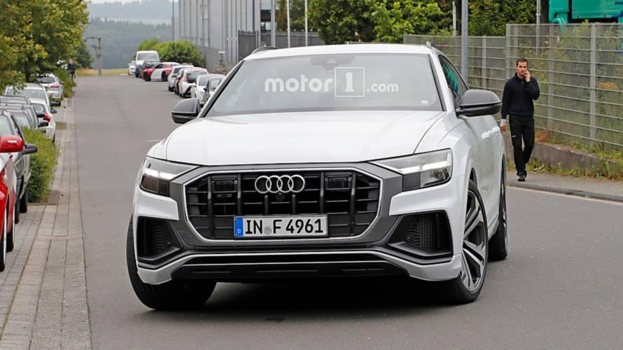 L'Audi SQ8 est prêt à sortir les dents