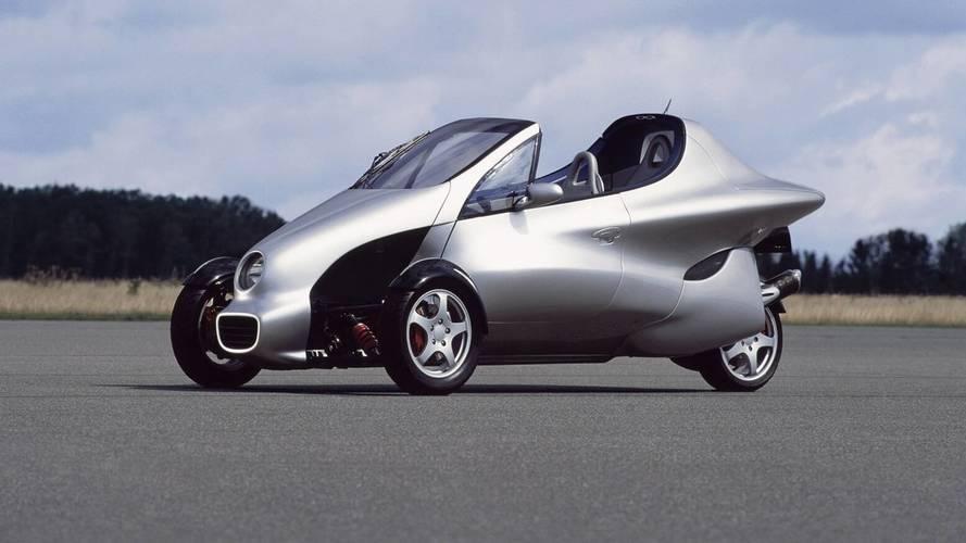 1997 Mercedes F300 Life Jet concept