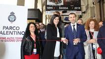 Parco Valentino 2018, la presentazione a Torino