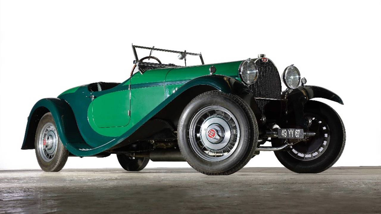Bugatti Type 49 - 360'000 €