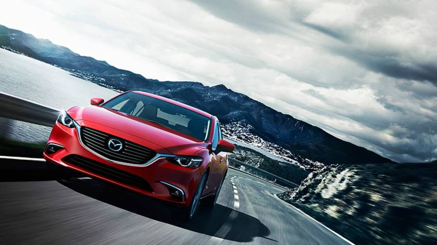 More Doors. More Zoom. The 2016 Mazda6 Touring - Review