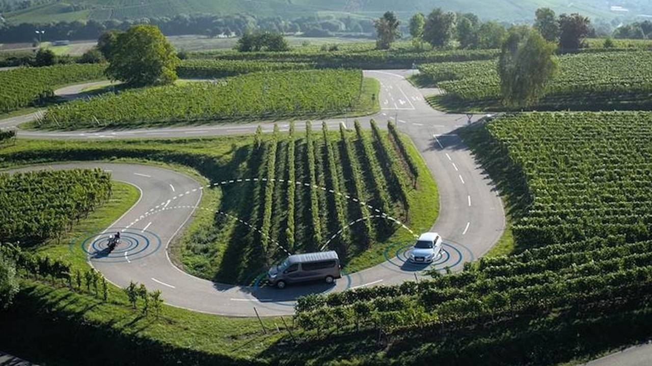 Bosch Developing Bike-to-Car Communications