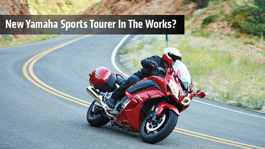 New Yamaha Sports Tourer In The Works?