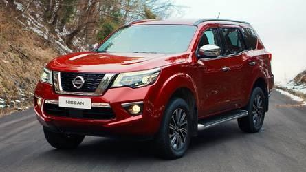 Nissan estuda produção do Terra, SUV da Frontier, na Argentina