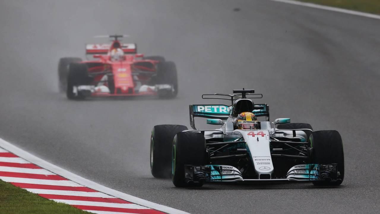 2017: Lewis Hamilton, Mercedes AMG F1 W08 Hybrid