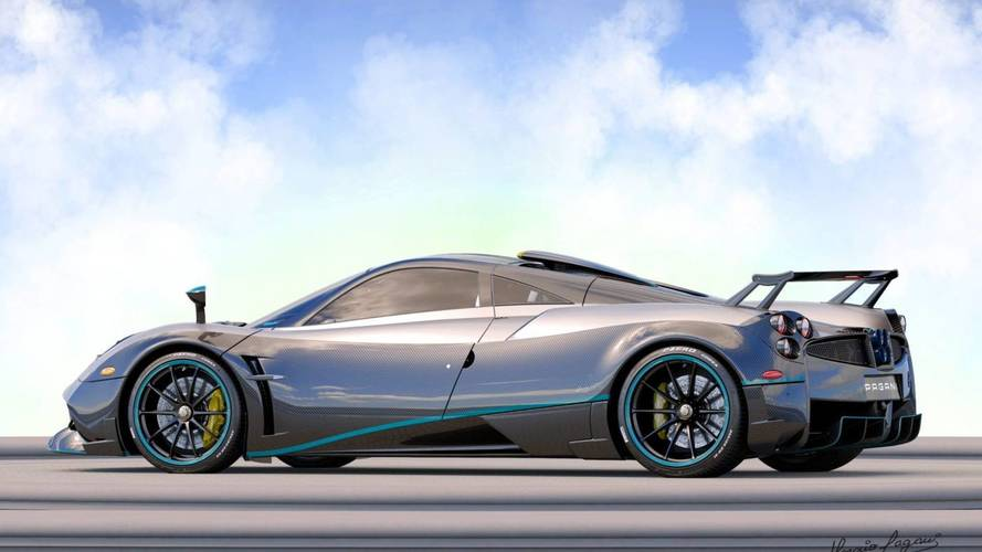 Pagani has started work on its last ever Huayra