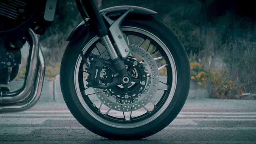 Kawasaki Releases Second Teaser Vid for Z900RS