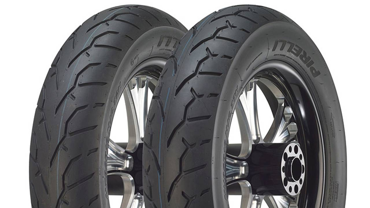 Indian Picks Pirelli Night Dragon as OEM Tire for Scout