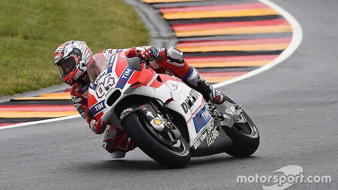 Dovizioso 'Relaxed' About 7-Year Losing Streak