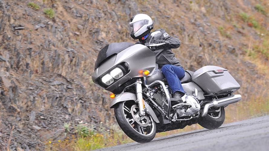 2017 Harley-Davidson Road Glide - First Ride
