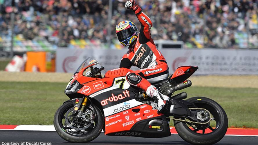 2016 WSBK Magny Cours Results
