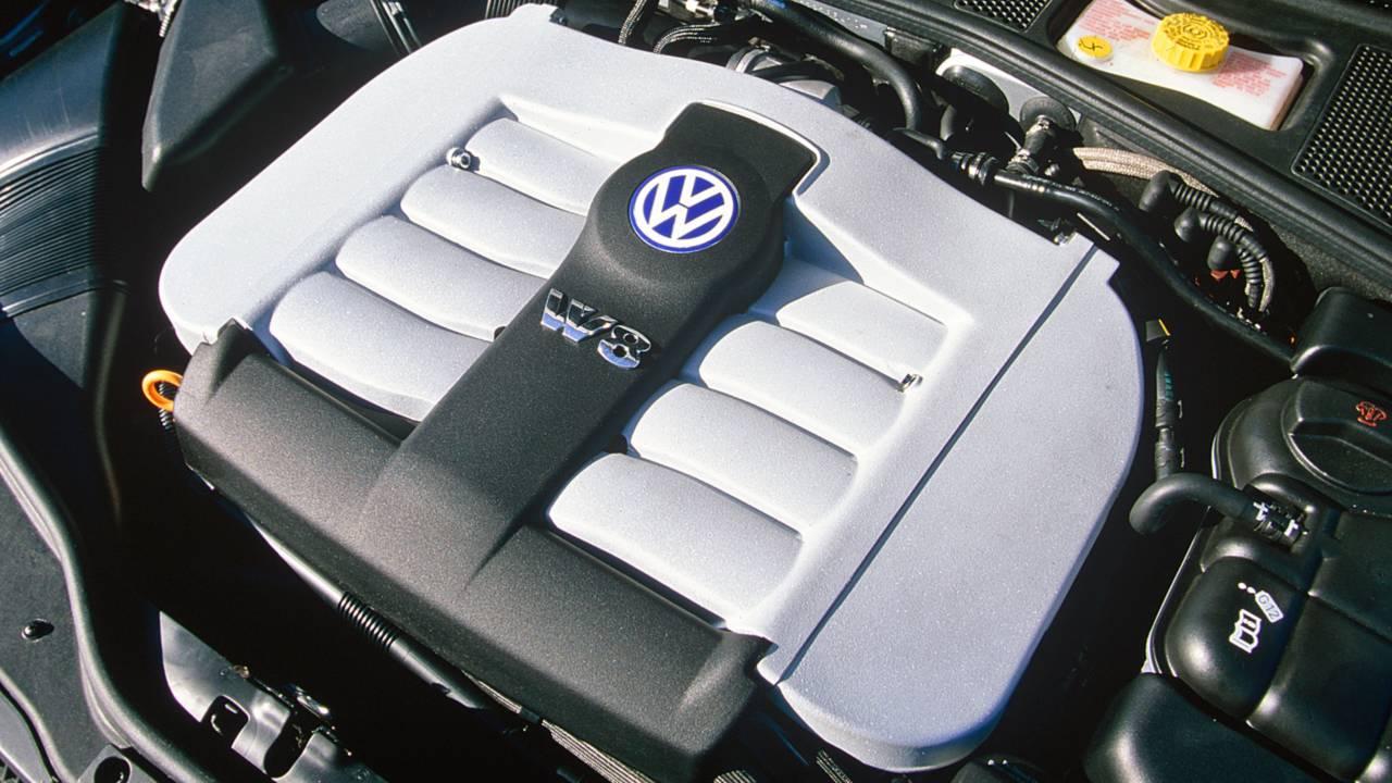 Volkswagen Passat W8 4Motion