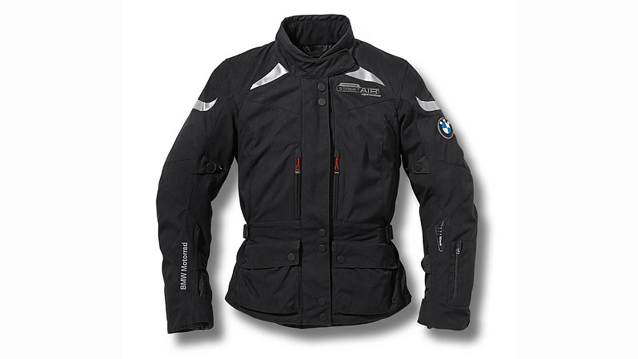 BMW Releases Airbag Jacket
