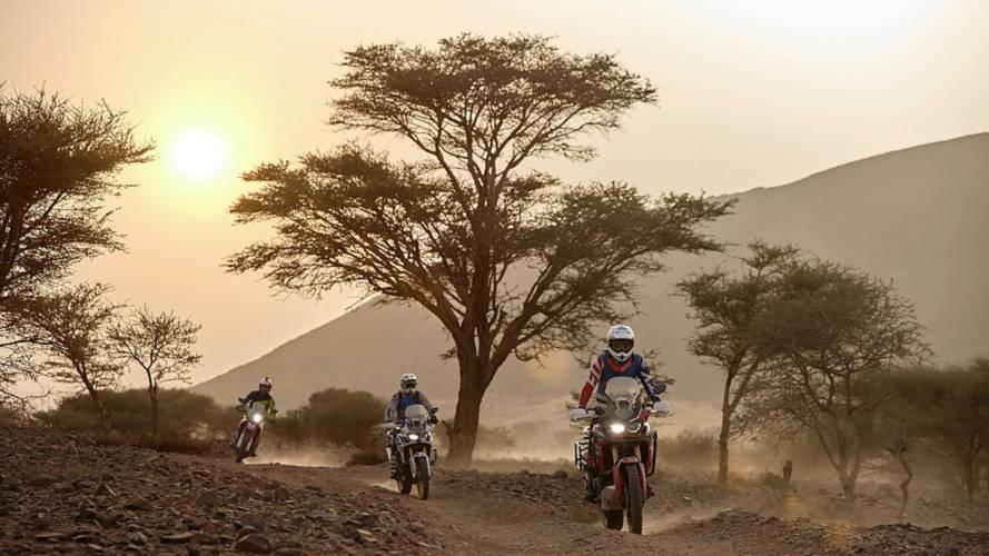 2ª Edición Honda Africa Twin Morocco Epic Tour