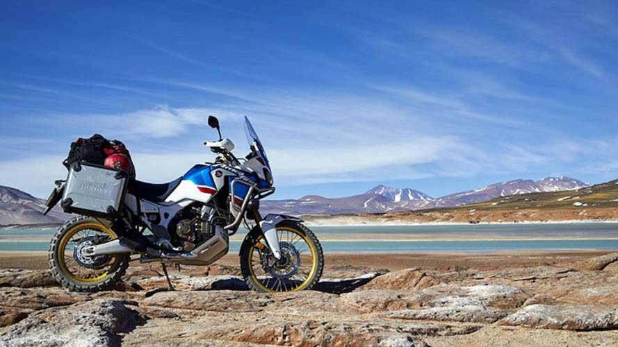 Honda Unveils More Adventurous Africa Twin