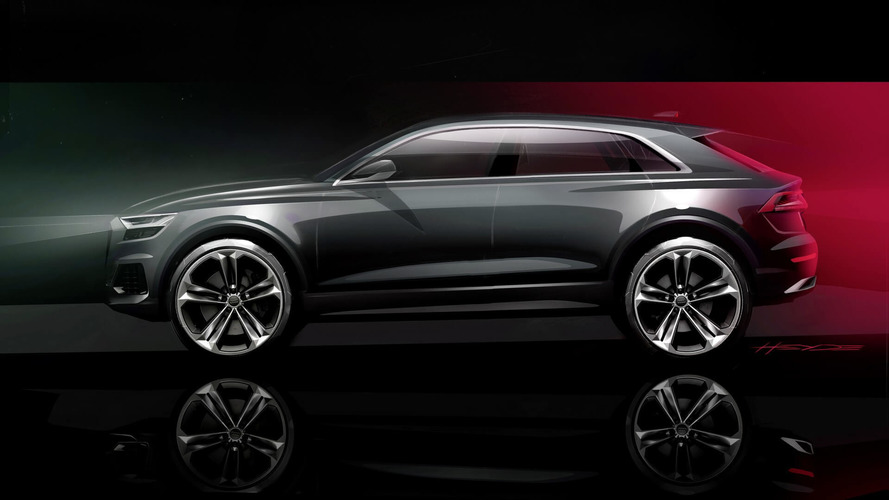 "Audi Says It Has ""So Many Ideas"" For Q9"