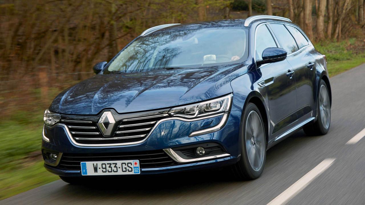 Platz 10: Renault Talisman Grandtour (1.681 Liter)