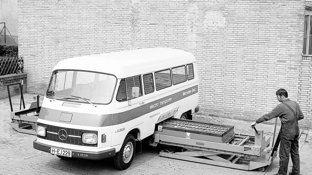 Mercedes LE 306 (1972)