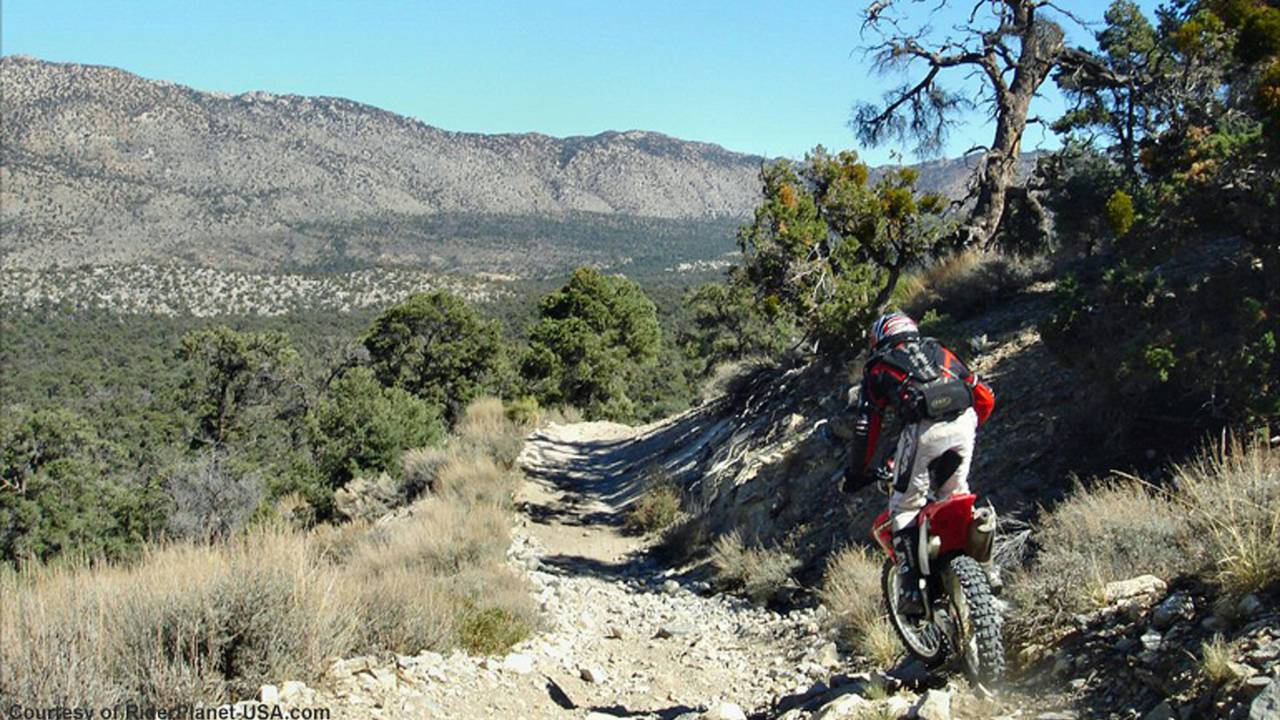 California OHV Parks Threatened