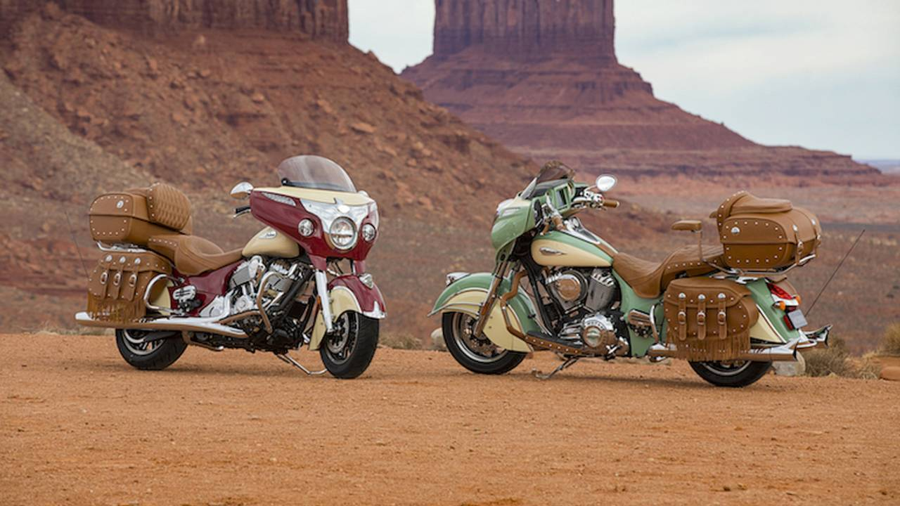 Indian Reveals New Roadmaster Classic