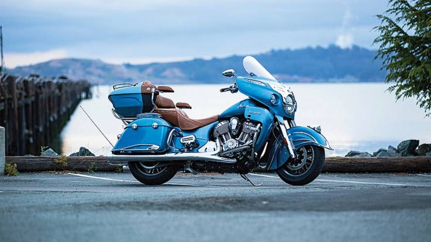 New Indian Chieftain, Roadmaster Variants Coming?
