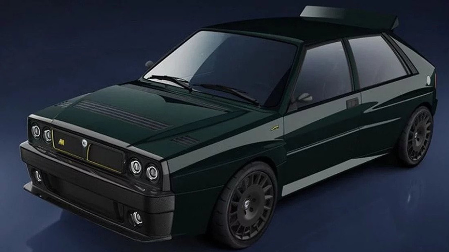 La Lancia Delta Integrale fait son grand retour !