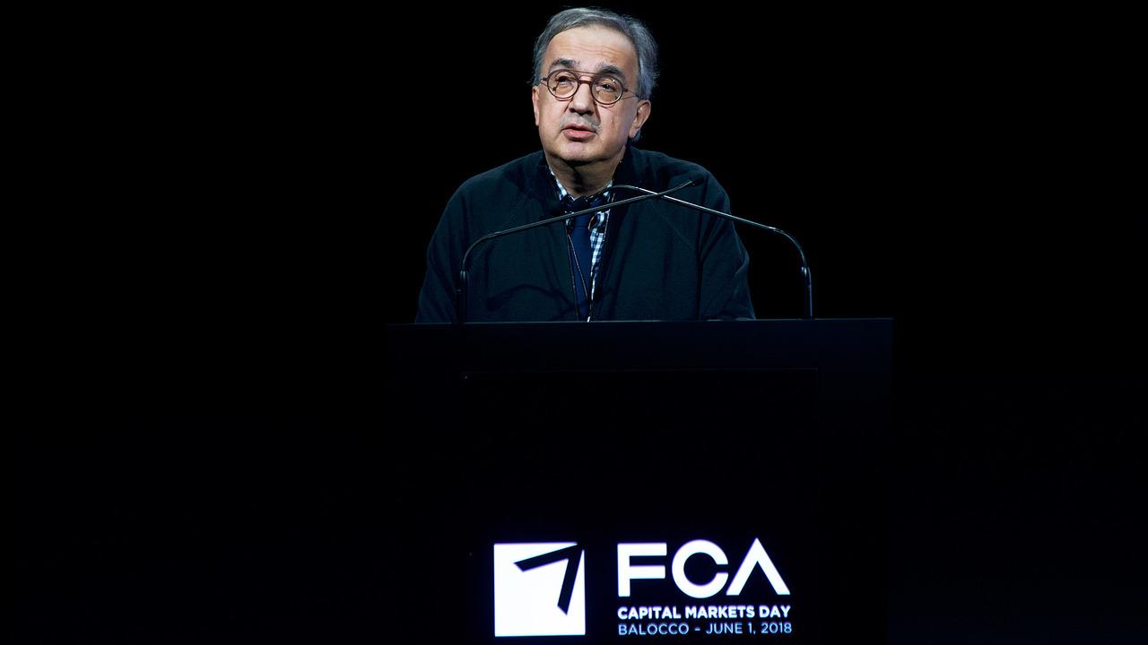 Piano Industriale FCA, le foto in diretta da Balocco