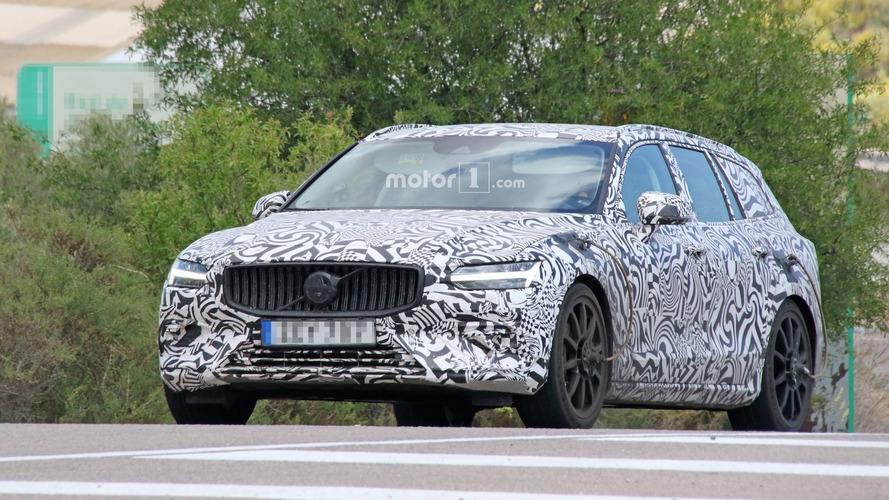 Le Volvo V60 veut terrasser les Allemandes