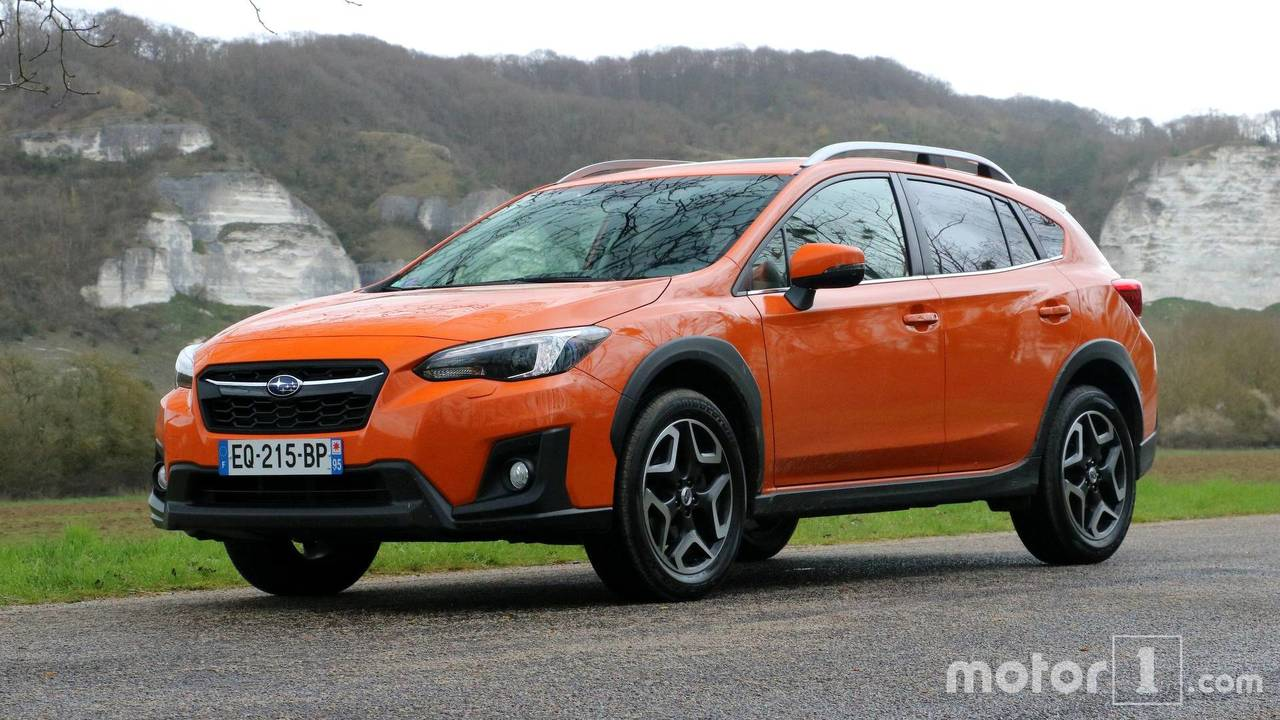 Essai Subaru XV 2018