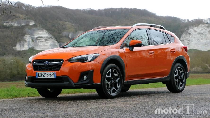 Essai Subaru XV (2018) – À la croisée des chemins